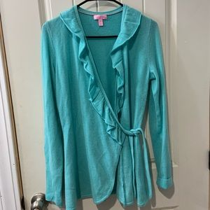 Lily cashmere cardigan